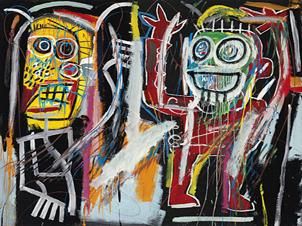 El momento de Basquiat
