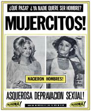 """Susana Vargas. """"Mujercitos""""."""